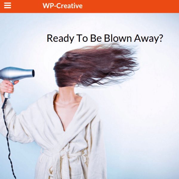 WP-Creative Theme