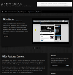 WP-Mysterious-WordPress-blogs