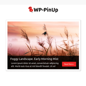 WP-PinUp WordPress Theme