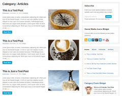 WP-Prosper Articles Page
