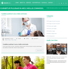healthcare-WordPress-blogs