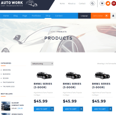 shoppage of Autowork
