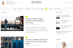 City Page of Artmag