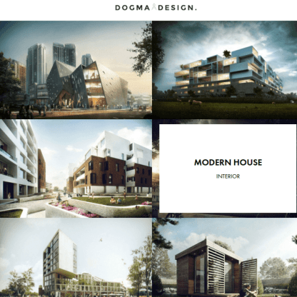 Dogma - Responsive Architecture WordPress Theme