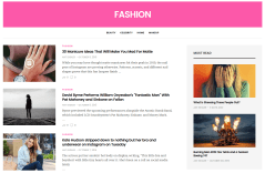 Fashion Page of GoodLife