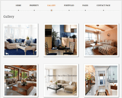 Gallery Page of HomeBuilder