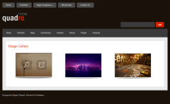 Gallery Page of Quadro