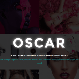 Oscar - Creative Multiuse WordPress Theme