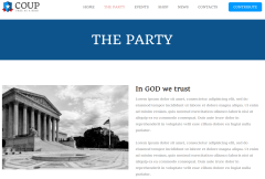 The Party Page of COUP