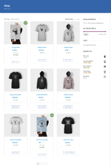 Benevolence – shop page