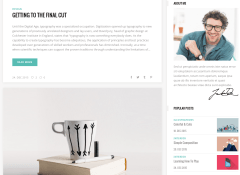 Design Page of Flow