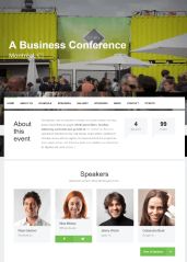 Event – Homepage