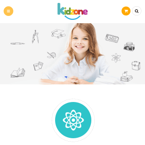 Kidzone - Children Kindergartent Wordpress Theme