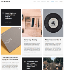 The Agency – Journal