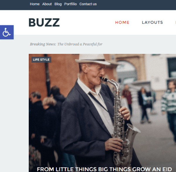 buzz-homepage