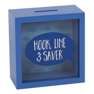 Hook Line And Saver Fund Money Box