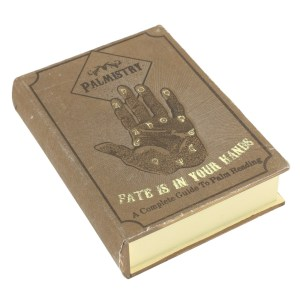 Palmistry Storage Book Box