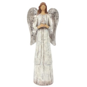 Gabrielle Large Angel Ornament
