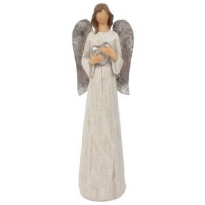 Evangeline Large Angel Ornament