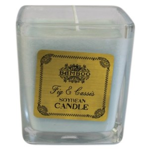 Soybean Jar Candles - Fig & Cassis
