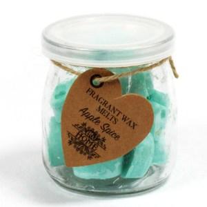 Soywax Melts Jar - Apple Spice