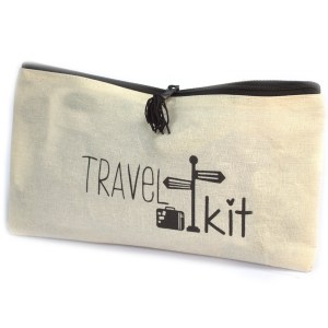 Get Organised Pouch - Travel Kit