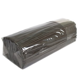 Black Reed Diffuser Sticks -25cm x 3mm - 500gms
