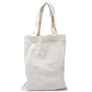 Small Natural 4oz Cotton Bag 25x20cm