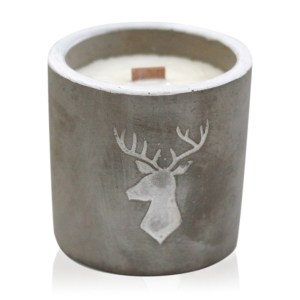 Med Pot - Stag Head - Whiskey & Woodsmoke