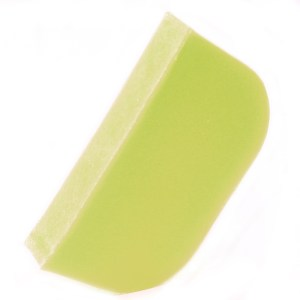 Coconut and Lime - Argan Solid Shampoo - PER SLICE 115g approx