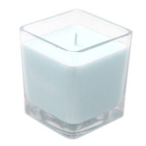 White Label Soy Wax Jar Candle - Baby Powder