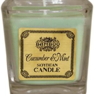 Soybean Jar Candles - Cucumber & Mint