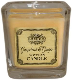 Soybean Jar Candles - Grapefruit & Ginger