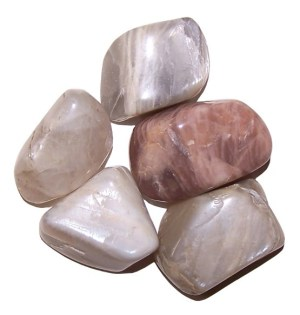 L Tumble Stones - Moonstone