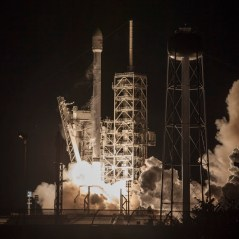 SpaceX - EchoStar 23 Launch (03-16-17)V4Med2a