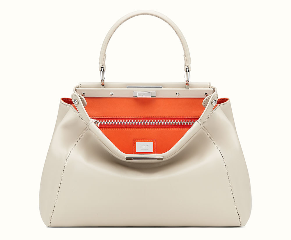The Ultimate Bag Guide: The Fendi Peekaboo Bag