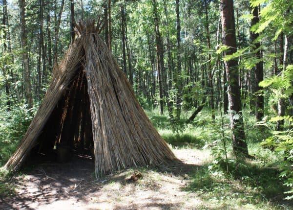 Round Lodge Shelter