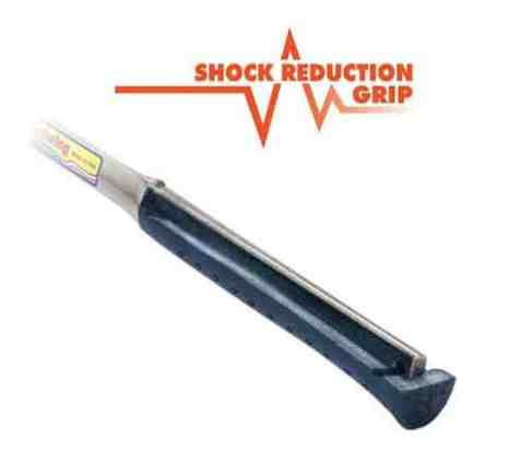Shock-absorbing Nylon Handle