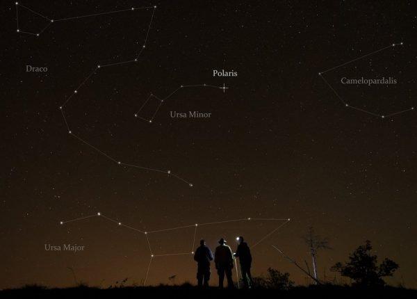 Illustration of Polaris