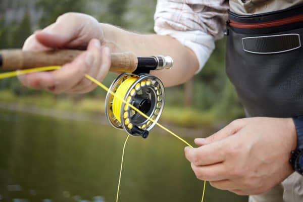 Fly Fishing Reel Explained