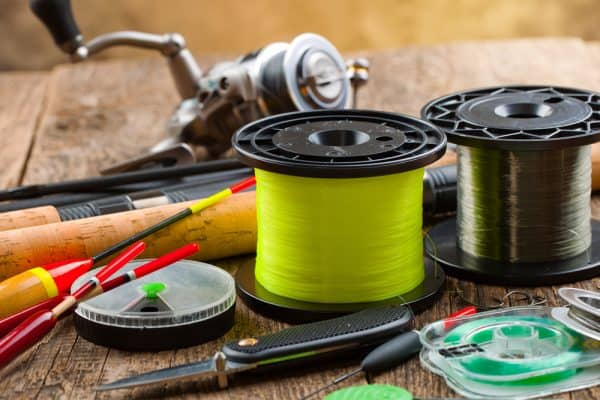 Fishing Line Types & Fills