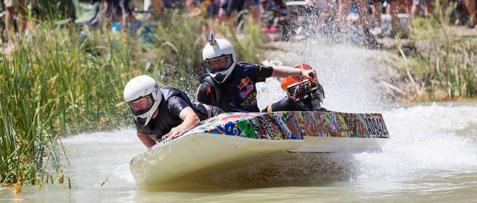 Extreme-Dinghy-Racing