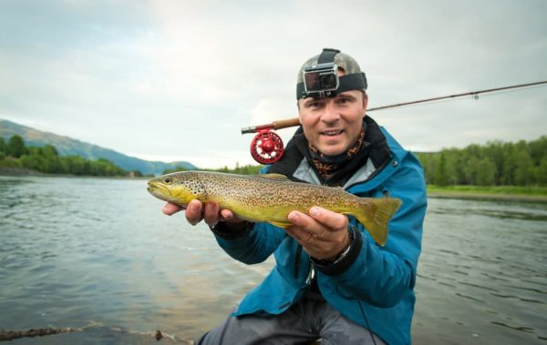 How to Fish for Trout During the Day
