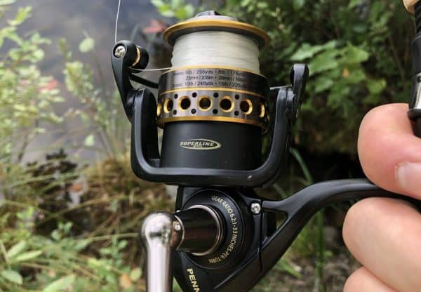 Penn Battle II for Bass Fishing