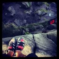 Small Climb, Big Scare!!