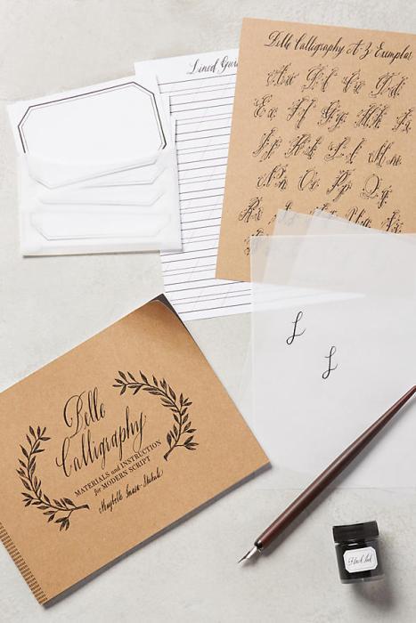 Calligraphy Starter Set