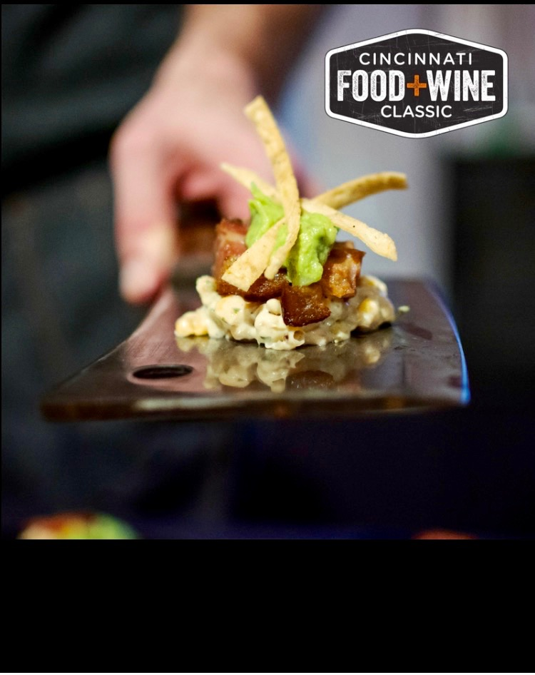 Cincinnati Food and Wine Festival THIS WEEKEND!