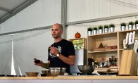 Pizza from scratch with James Beard winner Lachlan Patterson