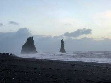 The Black Sand Beach