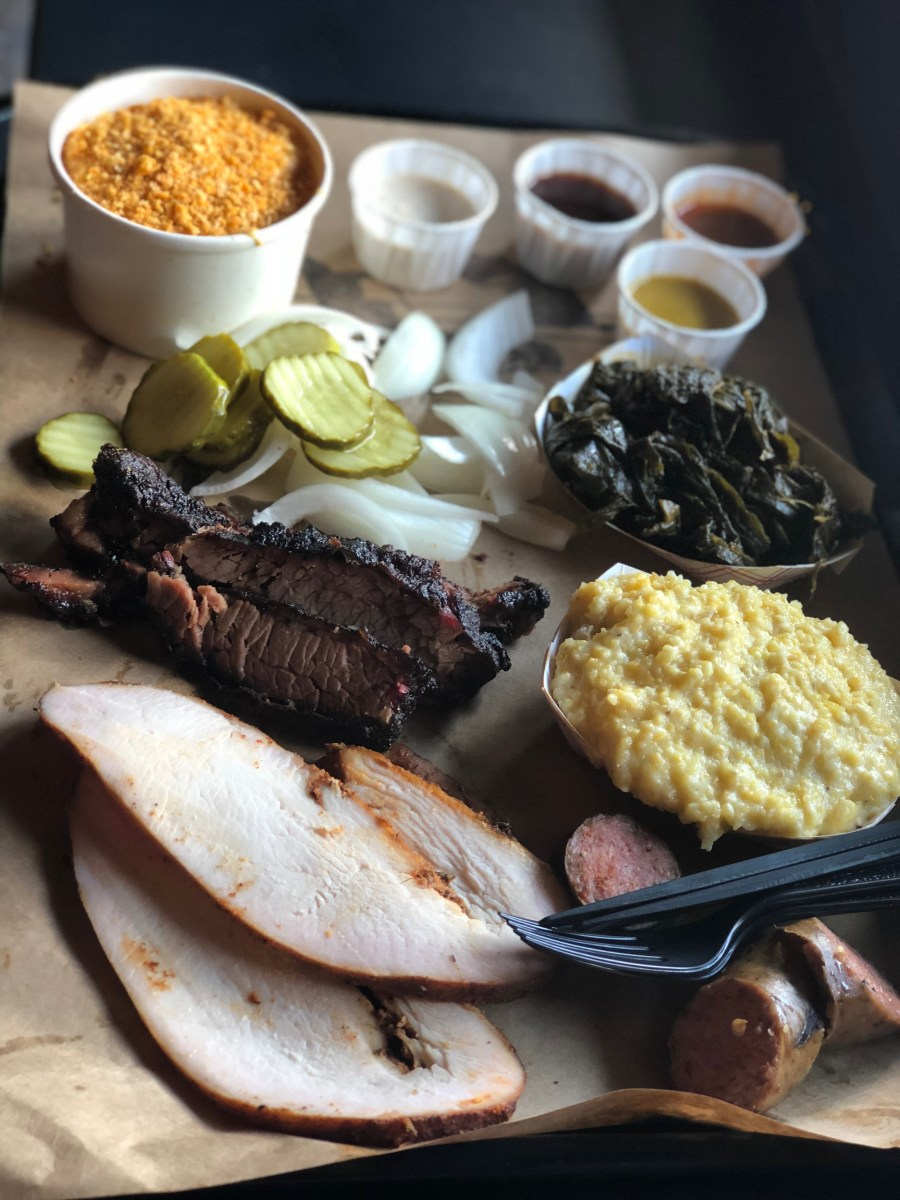 Praises are Certainly Due for Lucius BBQ